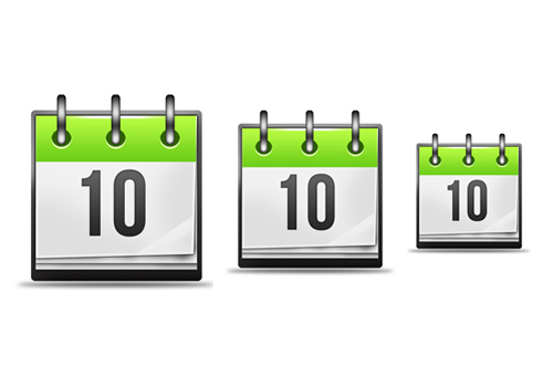 How to Create a Calender Icon in Photoshop