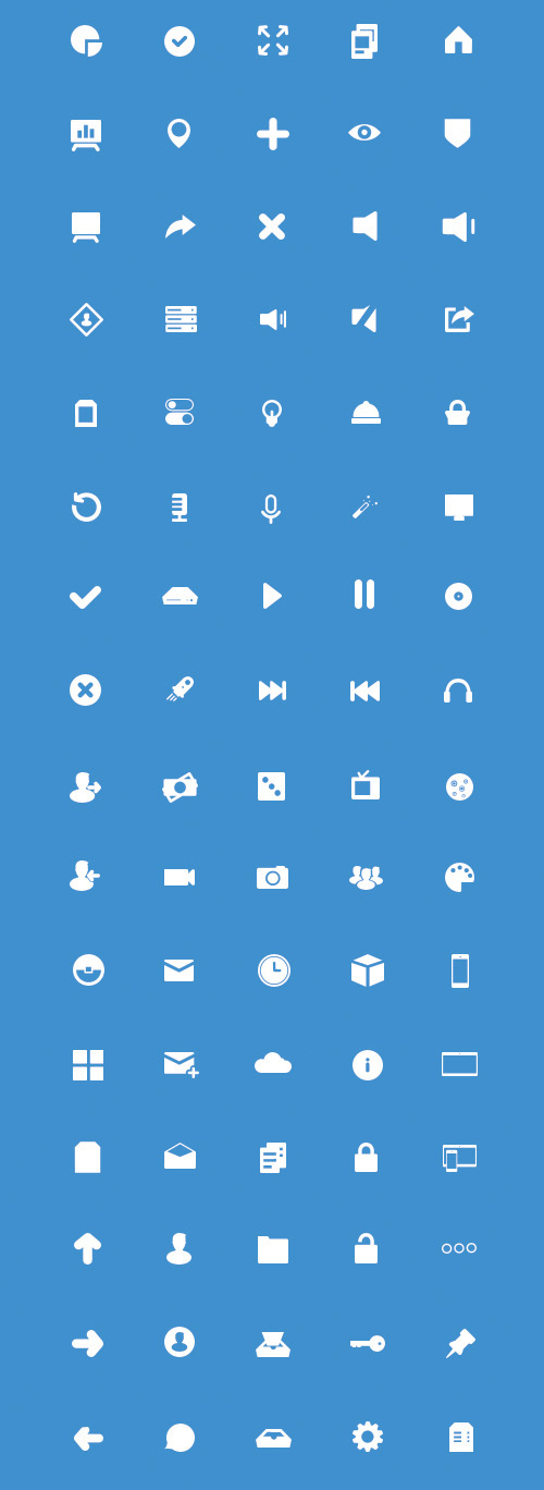 Free UI Icons Pack (100 Icons)