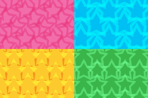 How to Create Web Pattern with Custom Shape in Photoshop