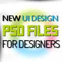 Post Thumbnail of Free PSD Files: 35 New UI Design PSD Files for Designers