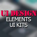 Post thumbnail of 27 Useful UI Design Elements & UI Kits for Designers