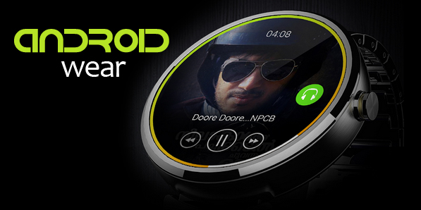 Modern World Wearable Technology with Android Wear
