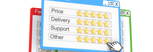 Ask for customer reviews
