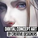 Post Thumbnail of 28 Amazing Digital Concept Art by Creative Designers