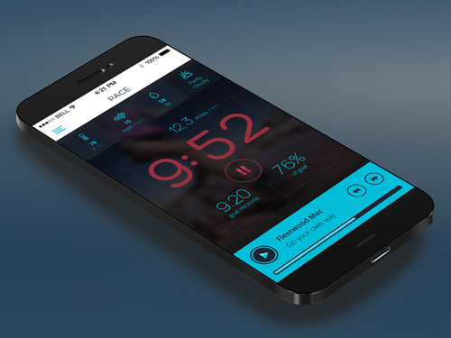 Amazing Mobile App UI Designs with Ultimate User Experience - 16