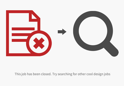 404 Page Designs – 32 Fresh Error Pages Examples - 22