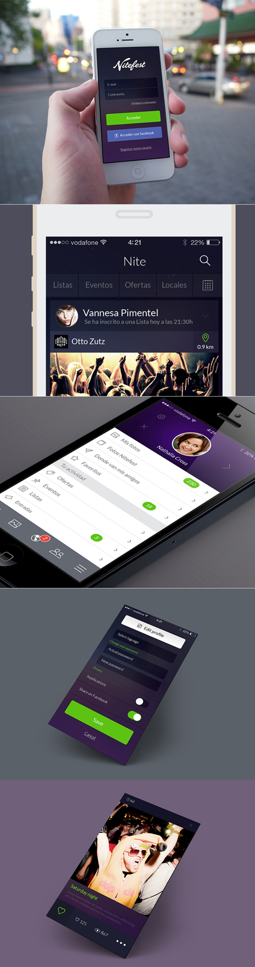 Amazing Mobile App UI Designs with Ultimate User Experience - 49