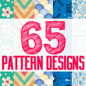 Post Thumbnail of Background Pattern Designs: 65 Seamless Patterns For Websites Background