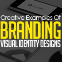Post thumbnail of 25 Creative Branding, Visual Identity and Logo Design Examples