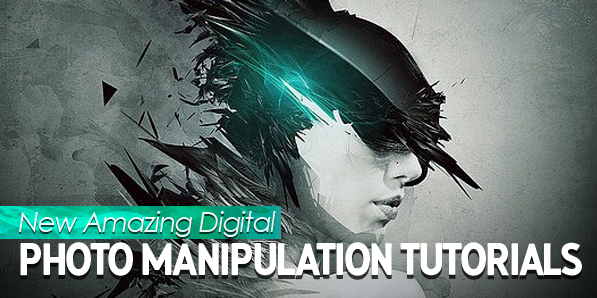 Best of 2014 - New Amazing Digital Photo Manipulation Tutorials