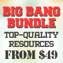 Post thumbnail of The Big Bang Bundle: $14,979 worth of Top-Quality Resources – From $49
