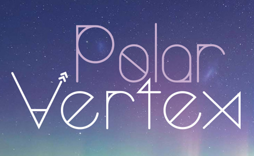 Polar Vertex Free Fonts