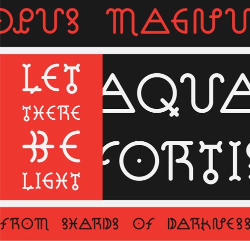 INQUIT free font for designers