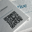 Post thumbnail of 23 Creative Examples of Letterpress Business Cards Design