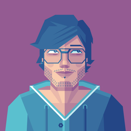 How to Create a Self-Portrait in a Geometric Style in Illustrator