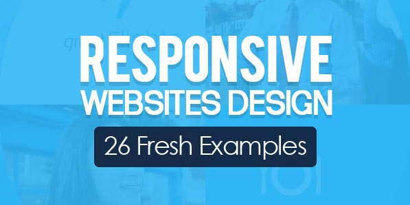 Best of 2014 - 26 Fresh Examples of Responsive Website Design