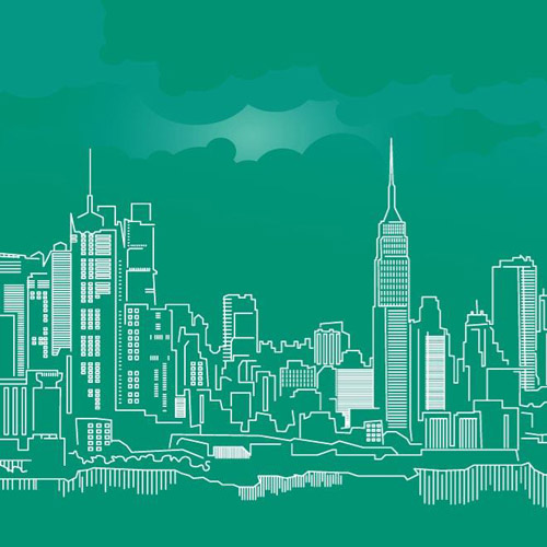 New York City Vector Graphics