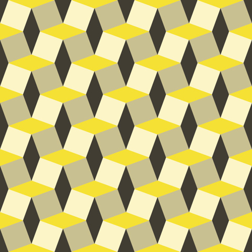Geometric Pattern Vector Graphic