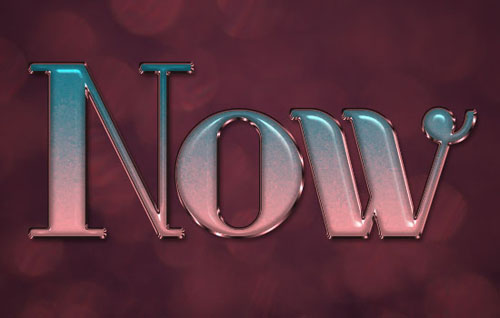 How to Create an Ombre Text Effect in Photoshop