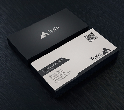 Modern business cards psd templates design graphic for Busniess card template