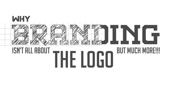 Why Branding Isn't All About the Logo but Much More