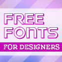 12 Newest Free Fonts for Designers