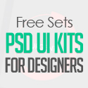 Post thumbnail of 19 Free Photoshop UI Elements & PSD UI Kits for Designers