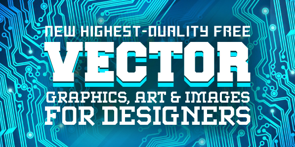 36 New Free Vector Graphics and Vector Images for Designers