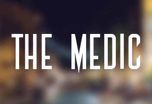 The Medic font free download