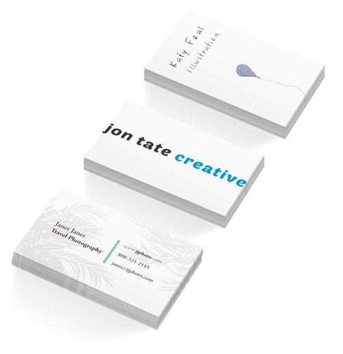 Create a Simple Business Card in InDesign