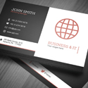 Post thumbnail of Free Corporate Business Card Template (PSD)