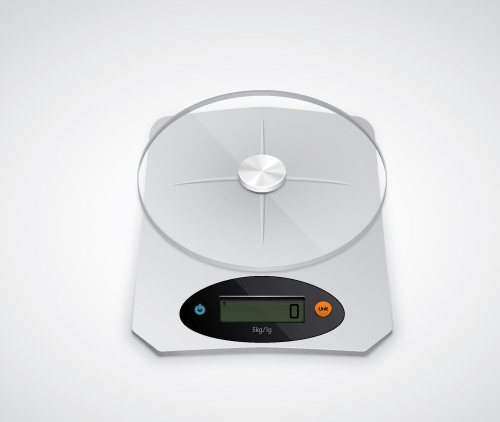 How to Create Semi-Realistic Weighing Scales in Adobe Illustrator