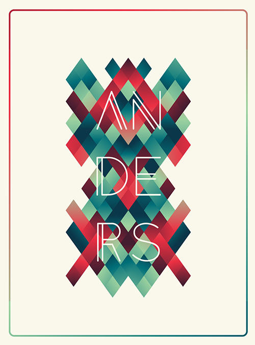 Anders Free Fonts 2014