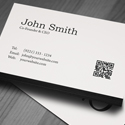 Post thumbnail of Free Minimal Business Card PSD Template