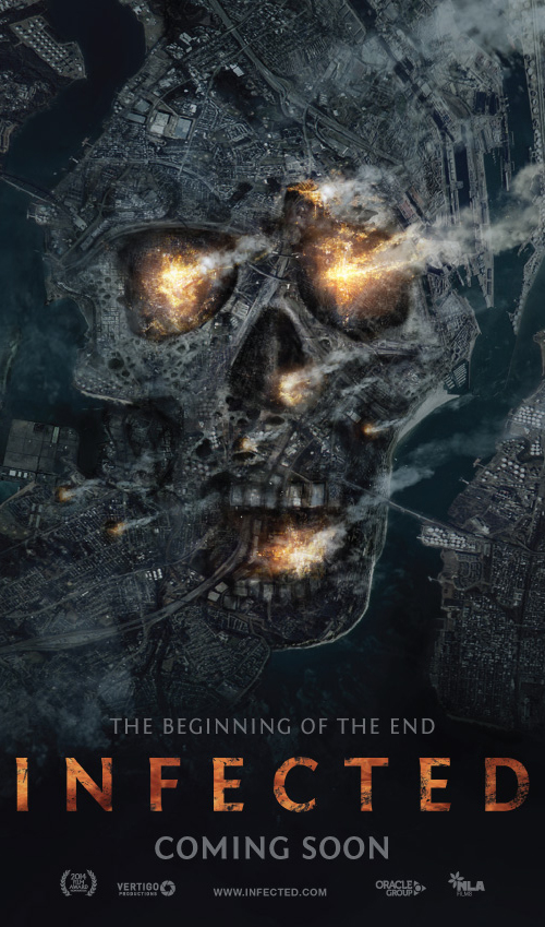Create a Post-Apocalyptic Movie Poster in Adobe Photoshop and InDesign