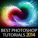 Post thumbnail of 50 Best Photoshop Tutorials 2014