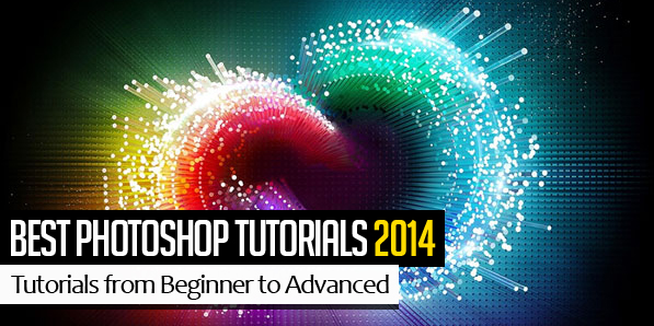 50 Best Photoshop Tutorials 2014