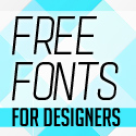 Post thumbnail of 14 Fresh Free Fonts for Designers