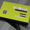 Post thumbnail of Free Photographer Business Card PSD Template