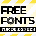 Post Thumbnail of New Free Fonts For Designers