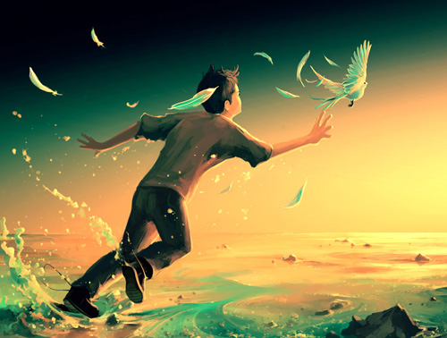 Digital Art Examples by Creative Designers - 28