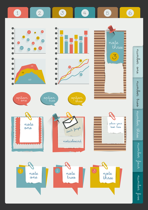 Free Infographics Vector Elements and Infographics Vector Graphics - 3