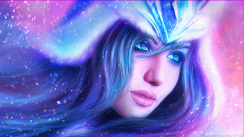 Digital Art Examples by Creative Designers - 37