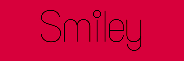 Smiley Font Free Download