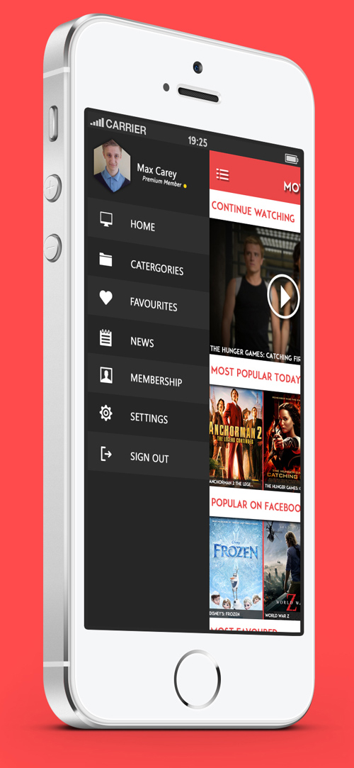 Mobile Apps Ui Designs Examples For Inspiration