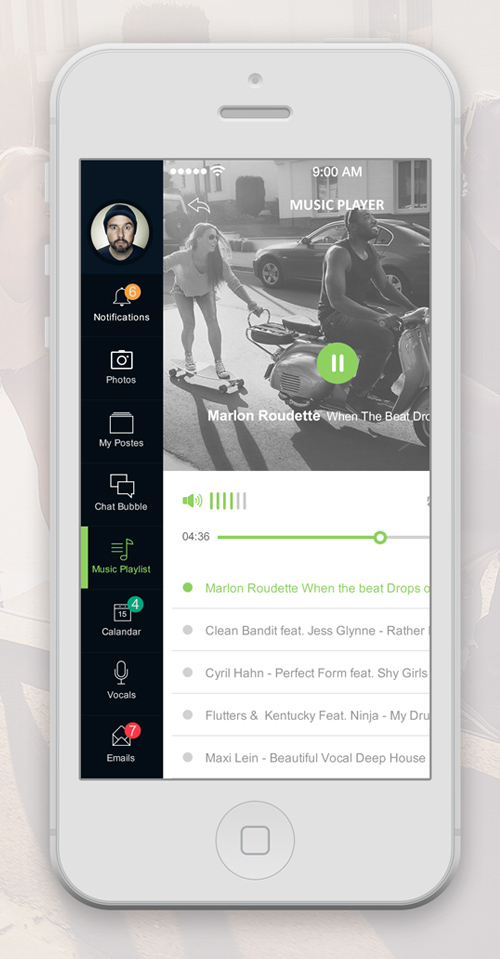 Mobile App UI Designs with Amazing User Experience