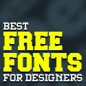45 Best Free Fonts for Designers