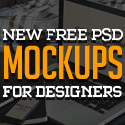 Post Thumbnail of Free Photoshop PSD Mockups for Designers (25 MockUps)