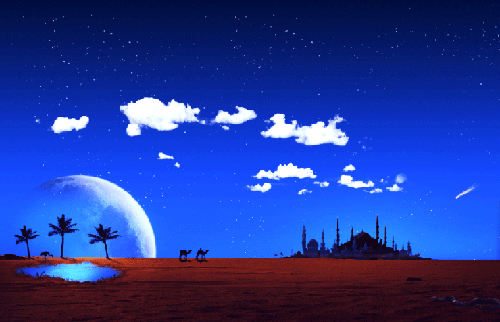 How to Create Vivid Arabian Night Composite in Photoshop