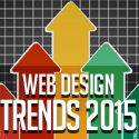 Post Thumbnail of Web Design Trends in 2015